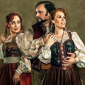 Llega la ópera Cavalleria Rusticana a Mérida