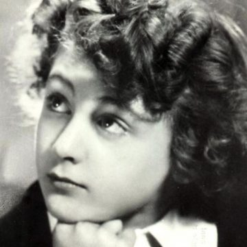 El niño Ferruccio Burco, músico del Romanticismo