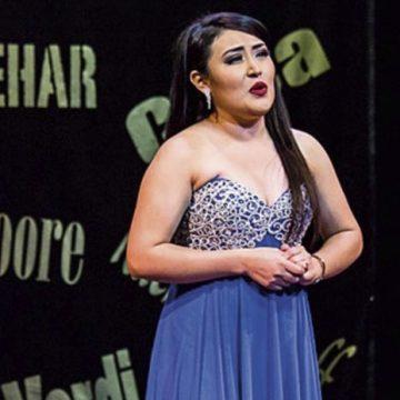 La soprano Denis Vélez, a la Lyric Ópera de Chicago
