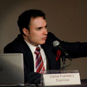 Carlos Fuentes y Espinosa