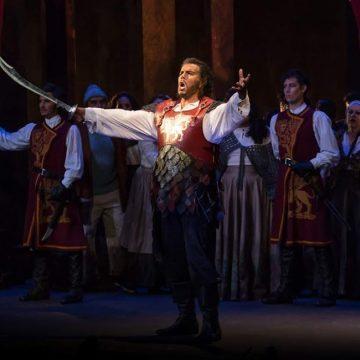?? Otello en Bellas Artes