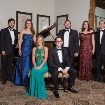 🇺🇸 Concierto del Arizona Opera Studio