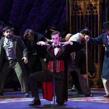 🇨🇱 Faust en Santiago