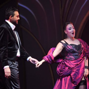 🇨🇦 La traviata en Quebec