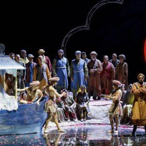 🇮🇹 Les pêcheurs de perles en Turín