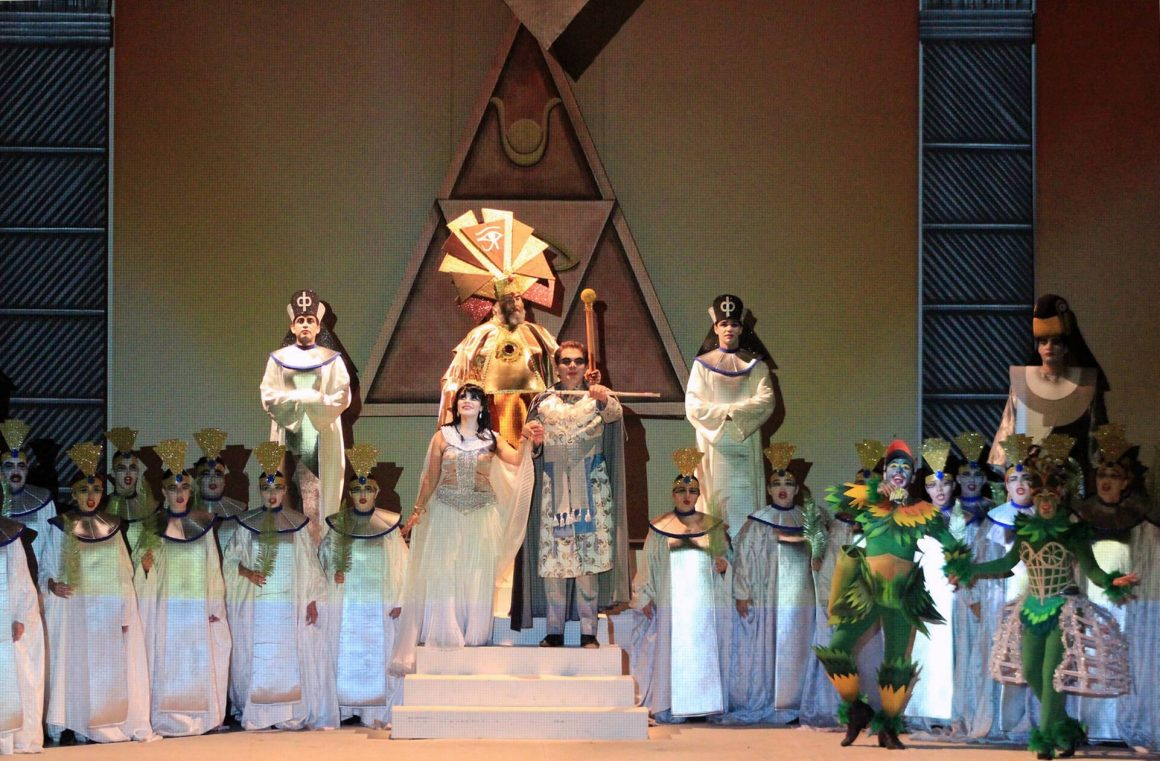 Die Zauberflöte de Mozart, con la Camerata de Coahuila