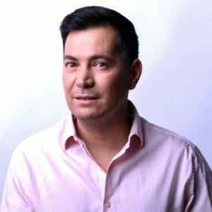 Federico Figueroa en Cali