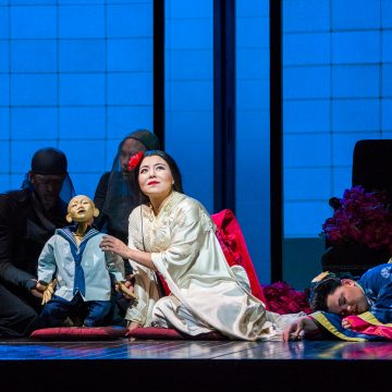🇺🇸 Madama Butterfly en Nueva York