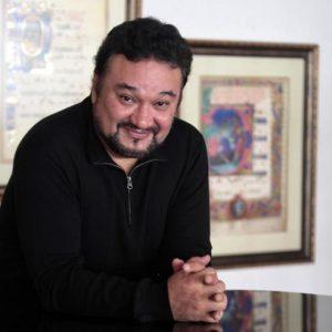 Ramón Vargas, a tambor batiente