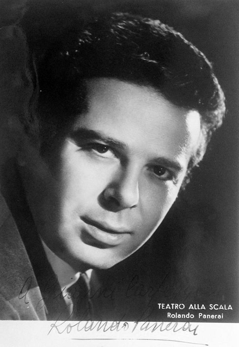Rolando Panerai (1924 – 2019)