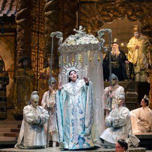 🇺🇸 Turandot en Nueva York