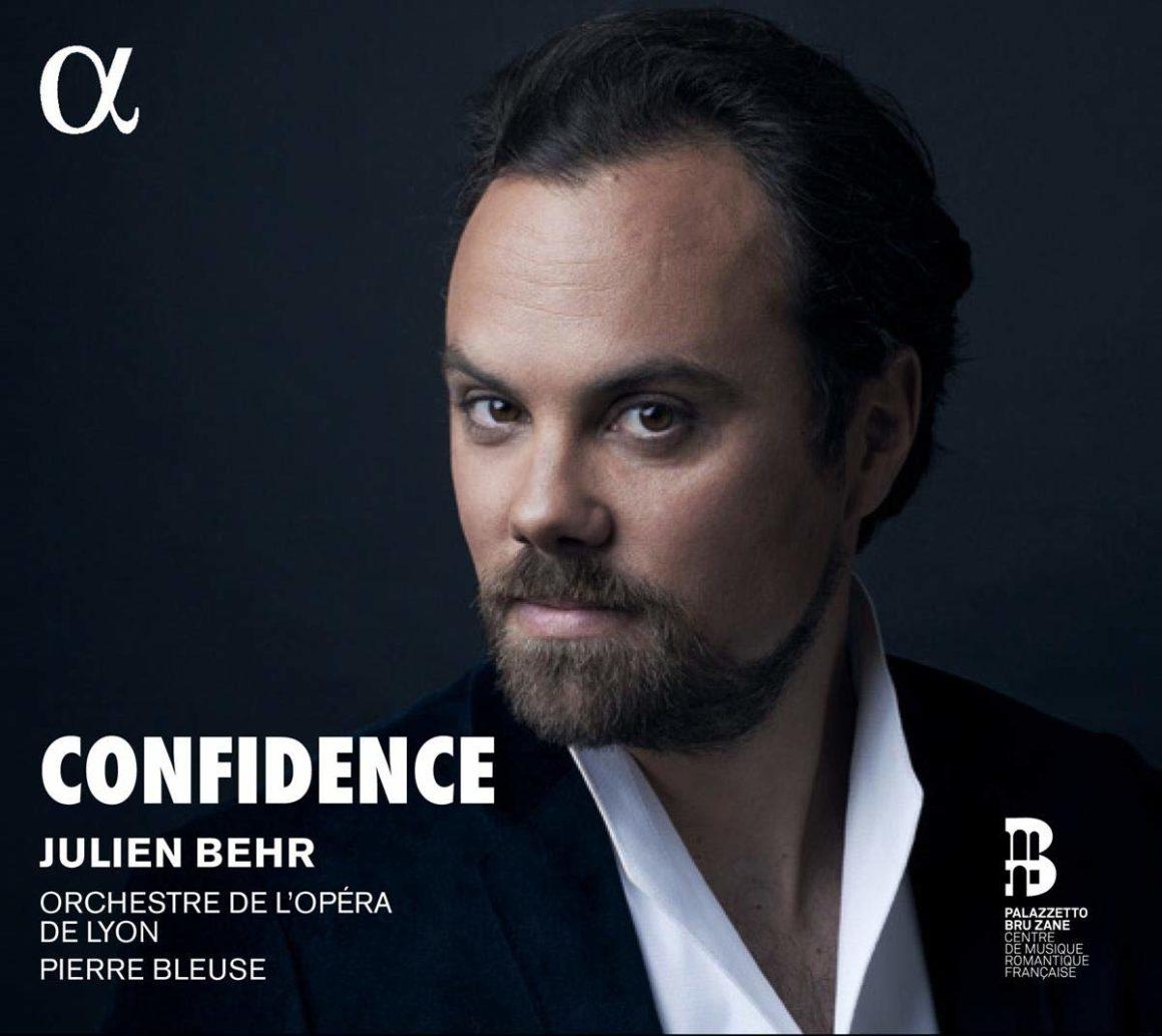 Julien Behr — Confidence