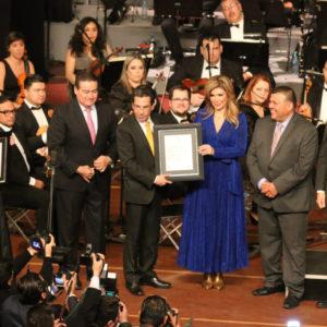 Octavio Sosa, reconocido en el FAOT