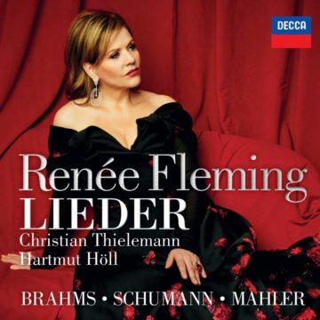 Renée Fleming — Lieder