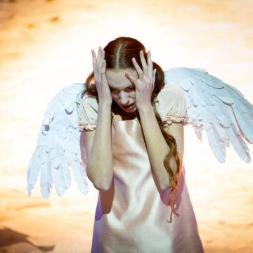 🇮🇹  L'ange de Nisida en Bérgamo