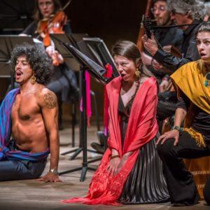 Tres cantantes mexicanos protagonizan Motezuma de Vivaldi en EU y Canadá