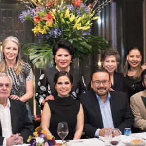 Cena-reencuentro de Pro Ópera con el elenco de La fille du régiment