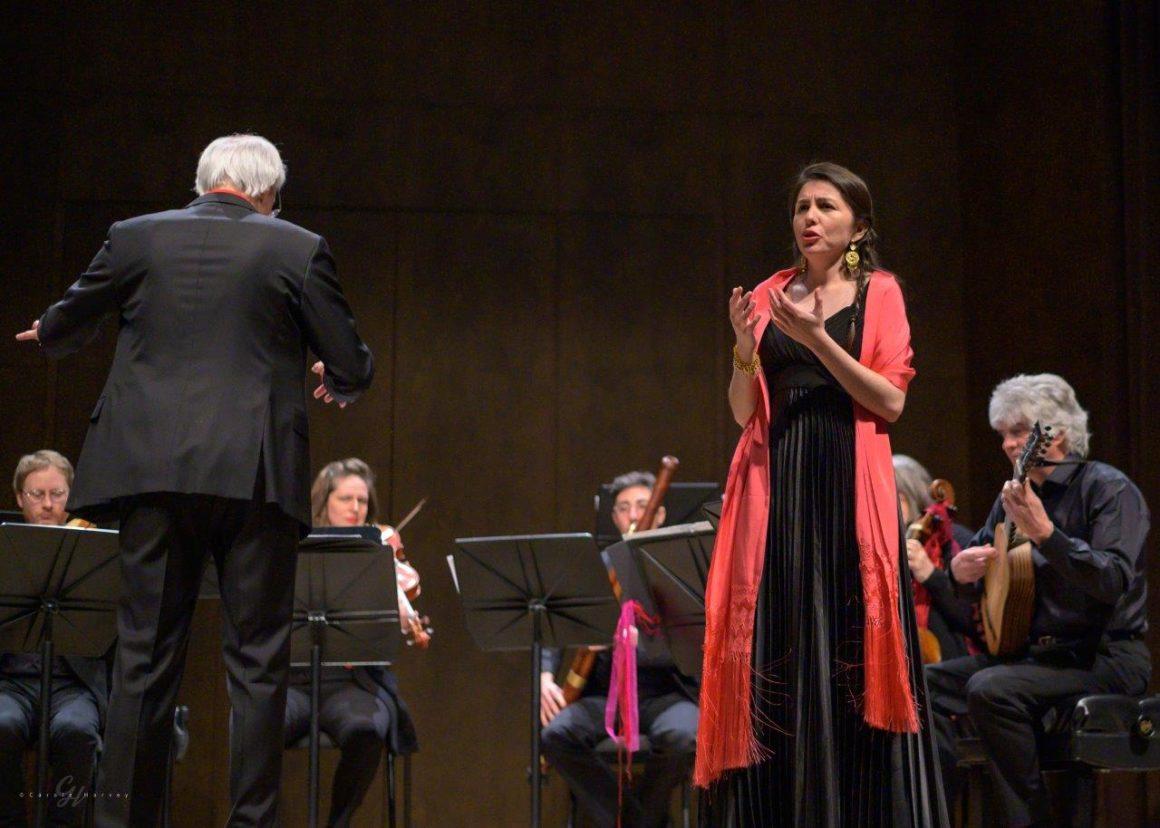 Lisa Rodríguez en Motezuma de Vivaldi: Diario de viaje