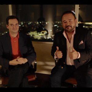 [VIDEO] Entrevista a Javier Camarena por Iván López Reynoso