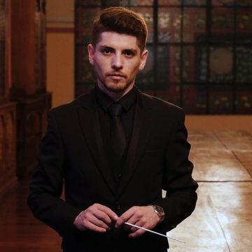 Uriel Rodríguez dirigirá ópera en Roma