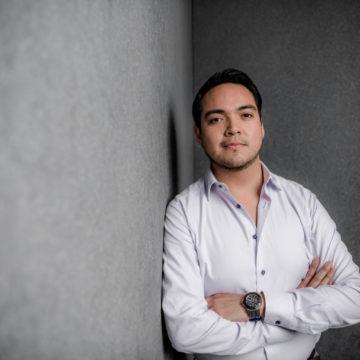 """Jorge Espino: """"El mundo es de los (cantantes) valientes"""""""