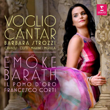 RECOMENDACIÓN: Emöke Baráth:  Voglio cantar