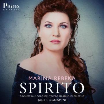 RECOMENDACIÓN: Marina Rebeka: Spirito