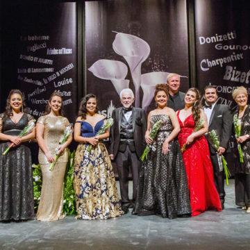 Ganadores del Concurso de la Ópera de San Miguel 2020