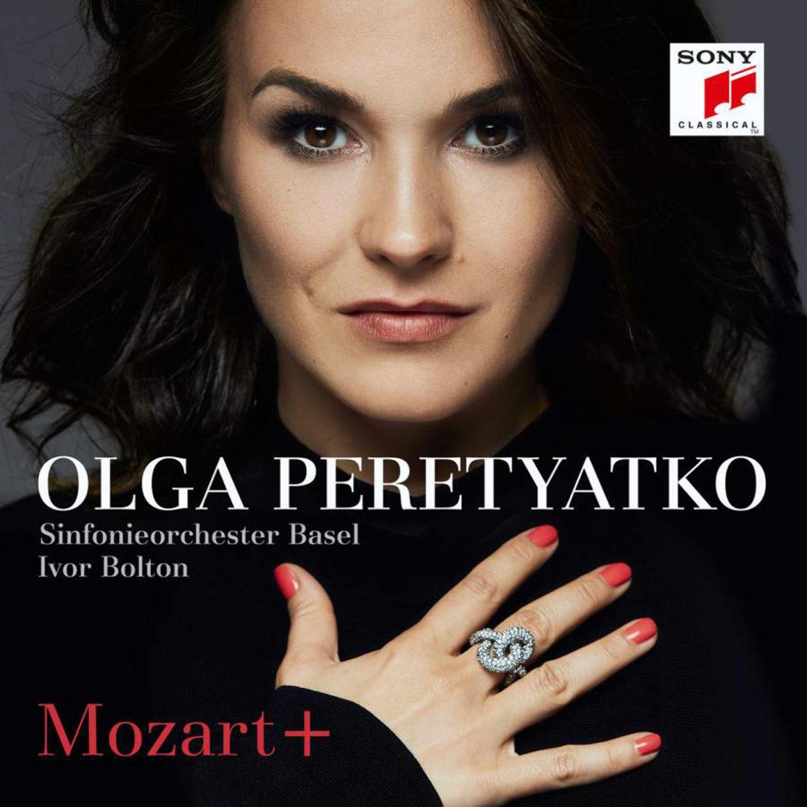 RECOMENDACIÓN: Olga Peretyatko:  Mozart+