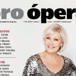 Renacimiento de la revista Pro Ópera