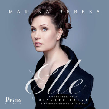 Marina Rebeka: ELLE