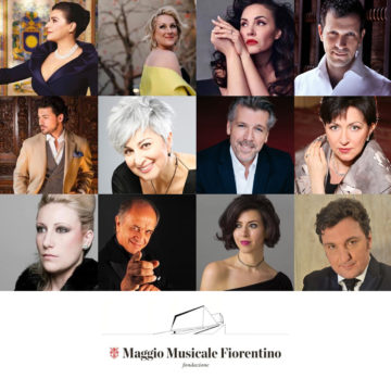 🇮🇹 Gala en línea del Maggio Musicale Fiorentino