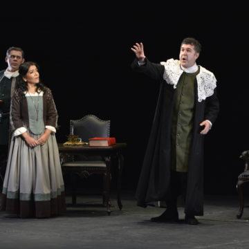 Ópera de Bellas Artes: 21 de junio / Stiffelio de VERDI [Galería de fotos]