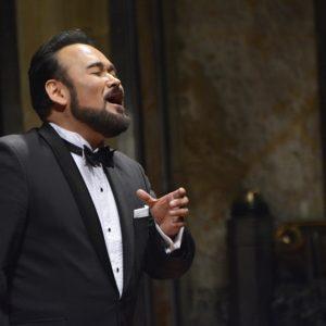 Ópera de Bellas Artes: 14 de junio, 5 PM / Gala Rossini con JAVIER CAMARENA [Galería de fotos]