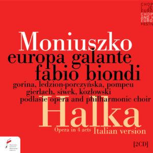 Halka de Moniuszko