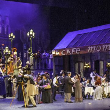 Ópera de Bellas Artes: 12 de julio / La bohème de PUCCINI [Galería de fotos]