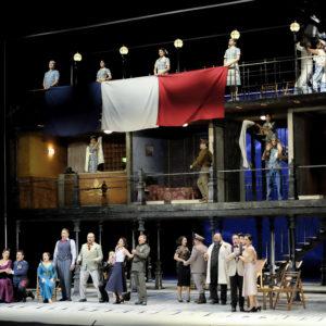 Ópera de Bellas Artes: 5 de julio / El viaje a Reims de ROSSINI [Galería de fotos]