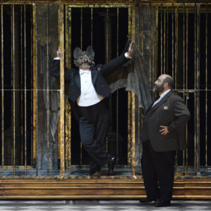 Ópera de Bellas Artes: 19 de julio / El murciélago de STRAUSS [Galería de fotos]