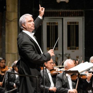 Enrique Patrón de Rueda, a 40 años de su debut