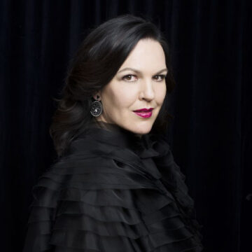 """Adrianne Pieczonka: """"Strauss ha estado en mi vida artística desde el principio"""""""
