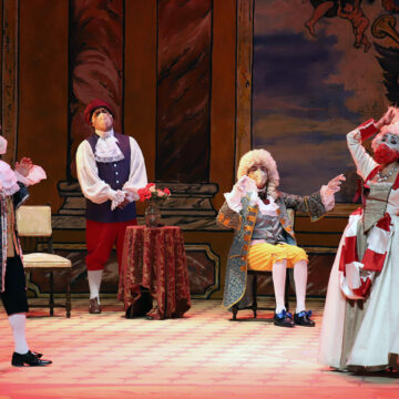 🇲🇽 El empresario de Mozart en el Teatro de la Ciudad