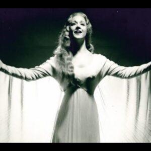 Ernestina Garfias: una soprano en el teatro, el cine y la televisión
