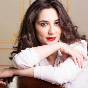 """Francesca Aspromonte: """"Nunca abandonaré el barroco"""""""