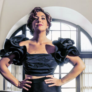 "Marina Viotti: ""Soy una verdadera mezzosoprano"""