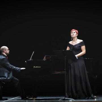 🇮🇹 Recital de Veronica Simeoni y Michele d'Elia en Florencia
