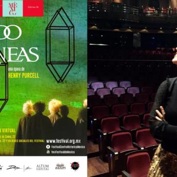 Yuriria Fanjul habla sobre 'Dido y Eneas' de Henry Purcell