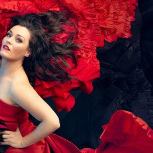 """Niina Keitel: """"Disfruto ser la seductora en el escenario"""""""