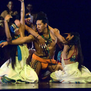 Ópera mexicana en lenguas prehispánicas