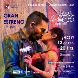 🇲🇽 Amour à Paris y Rigoletto, via streaming