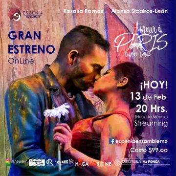 ?? Amour à Paris y Rigoletto, via streaming